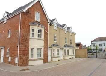 Thumbnail 4 bedroom town house for sale in Benjamin Gooch Way, Norwich