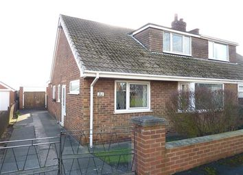 Thumbnail 3 bed semi-detached house for sale in David Place, New Waltham, Grimsby