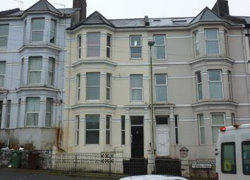 Thumbnail 7 bed terraced house for sale in Lipson Road, Lipson, Plymouth