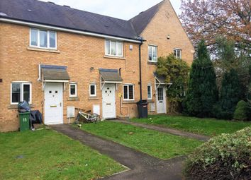 Thumbnail 2 bed terraced house to rent in Hubbards Close, Uxbridge