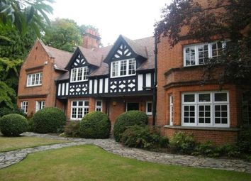 Thumbnail 5 bed detached house to rent in Clive Road, Esher