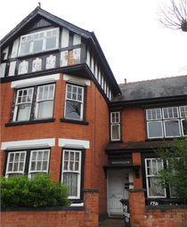 Thumbnail 1 bed flat for sale in Mere Road, Leicester
