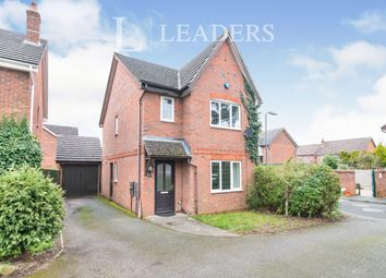 Thumbnail 3 bed detached house to rent in Woodland Grange, Bromsgrove