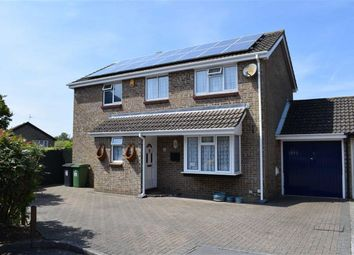 Thumbnail 4 bed detached house for sale in De Chardin Drive, Hastings, East Sussex