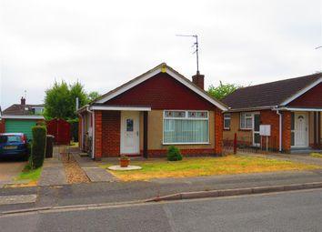 Thumbnail 2 bed detached bungalow for sale in Oundle Drive, Moulton, Northampton
