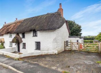Thumbnail 2 bed semi-detached house for sale in Sladesmoor Cottages, St. Giles On The Heath, Launceston