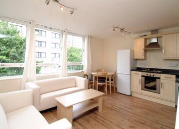 Thumbnail 4 bed flat to rent in Jacobson Court, Surrey Lane, Battersea, London