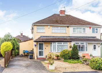 3 bed semi-detached house for sale in Millbrook Avenue, Brislington, Bristol BS4