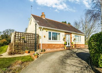 Thumbnail 2 bed detached bungalow for sale in Ruthin Road, Loggerheads, Mold