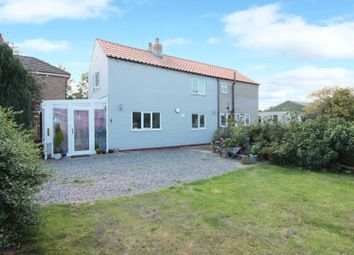 Thumbnail 3 bed detached house for sale in Main Road, Withern, Alford, Lincolnshire
