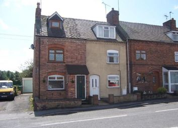 Thumbnail 2 bed end terrace house for sale in Ridge Lane, Oldbury, Nuneaton, Warwickshire