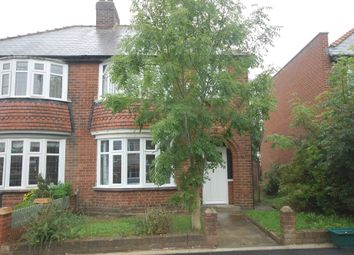 Thumbnail 4 bed semi-detached house to rent in Geoffrey Avenue, Durham