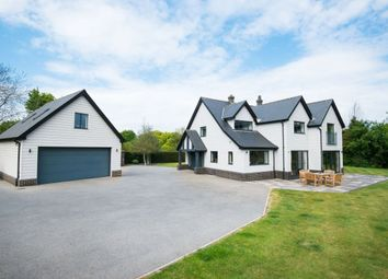 Thumbnail 4 bed detached house for sale in Cradle End, Little Hadham, Ware