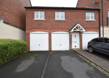 Thumbnail 1 bed flat for sale in Ingles Drive, Worcester