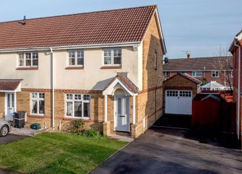 Thumbnail 3 bed end terrace house for sale in Eaton Crescent, Taunton