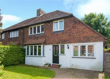 Thumbnail 3 bedroom semi-detached house for sale in The Poynings, Richings Park, Buckinghamshire