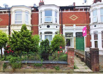 Thumbnail 4 bedroom terraced house for sale in Stubbington Avenue, Portsmouth
