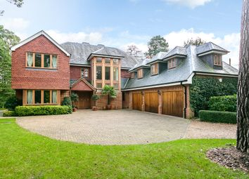 Thumbnail 6 bedroom detached house for sale in Horsegate Ride, Ascot, Berkshire