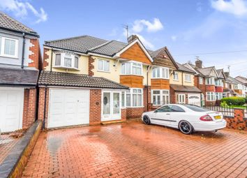 Thumbnail 5 bed semi-detached house for sale in Broadway West, Walsall
