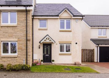 Thumbnail 3 bed end terrace house for sale in 18 Corby Craig Avenue, Bilston, Midlothian