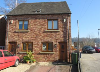 Thumbnail 2 bedroom semi-detached house to rent in Station Road, Duffield, Belper