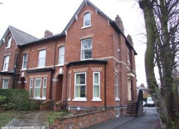 Thumbnail 2 bed flat to rent in Heaton Moor Road, Stockport, Cheshire