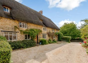 Thumbnail 5 bed semi-detached house for sale in The Hill, Aynho, Banbury, Northamptonshire