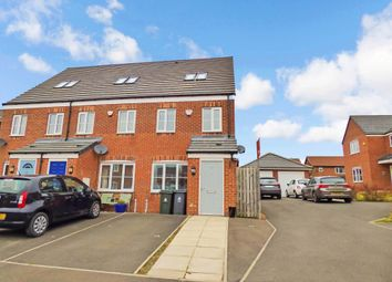 3 bed town house for sale in Greenacres Close, Newcastle Upon Tyne NE12