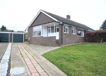 Thumbnail 2 bedroom bungalow to rent in Beech Road, Findon