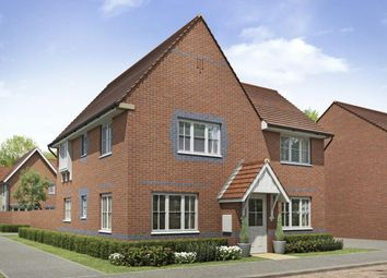 """Thumbnail 4 bedroom detached house for sale in """"Lincoln"""" at Henry Lock Way, Littlehampton"""