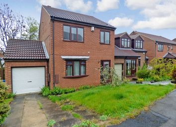 Thumbnail 3 bedroom detached house for sale in Keating Close, Blackhall Colliery, Hartlepool