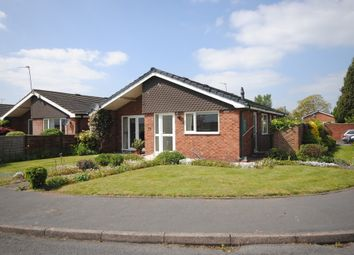 Thumbnail 2 bed detached bungalow to rent in Campbell Road, Market Drayton