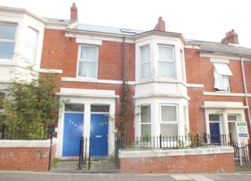 Thumbnail 5 bed flat for sale in Strathmore Crescent, Newcastle Upon Tyne