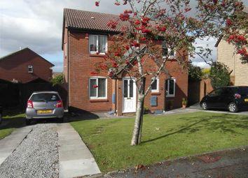 Thumbnail 2 bedroom semi-detached house for sale in Clos Waun Wen, Llangyfelach, Swansea