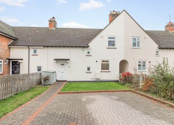 Thumbnail 3 bed terraced house for sale in Sele Road, Hertford