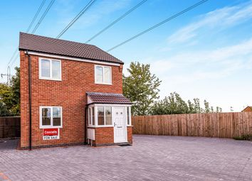 Thumbnail 3 bed detached house for sale in Hampshire Road, West Bromwich