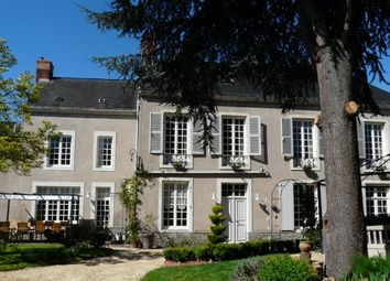 Thumbnail 6 bed detached house for sale in Le Lude, Sarthe, Loire, France
