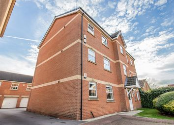 Thumbnail 1 bed flat for sale in 63 Malvern Drive, Woodlaithes Village