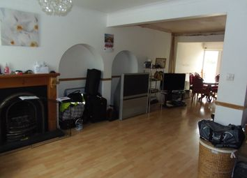 Thumbnail 3 bed terraced house for sale in Newbury Avenue, Enfield
