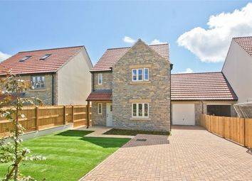 Thumbnail 3 bed detached house for sale in Leigh Upon Mendip, Radstock, Somerset