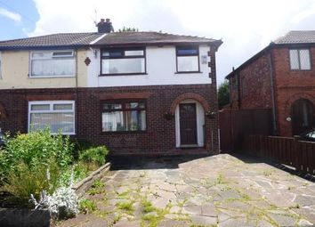 Thumbnail 3 bed semi-detached house for sale in Newlyn Drive, Bredbury, Stockport, Greater Manchester