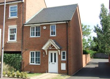 Thumbnail 3 bedroom end terrace house to rent in Greensand View, Woburn Sands