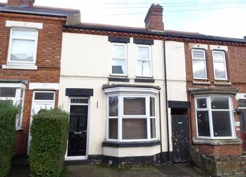 3 bed terraced house for sale in Derby Road, Hinckley LE10