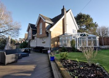 Thumbnail 5 bed detached house for sale in Oak Lane, Old Catton, Norwich