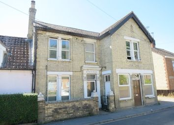 Thumbnail 4 bedroom flat for sale in Clay Street, Soham, Ely