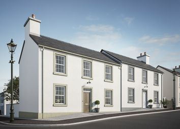 Thumbnail 3 bedroom end terrace house for sale in Croy Road, Tornagrain, Inverness