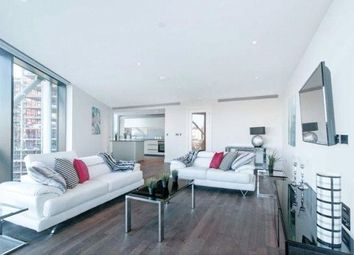 Thumbnail 2 bedroom flat for sale in 1 Riverlight Quay, London