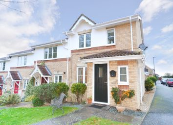 Thumbnail 3 bed end terrace house to rent in Medina View, East Cowes