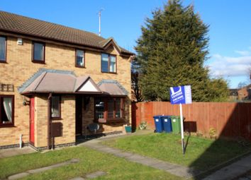 Thumbnail 3 bed semi-detached house to rent in Skeggles Close, Stukeley Meadows, Huntingdon