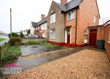 Thumbnail 3 bed semi-detached house for sale in Braunstone Avenue, Leicester